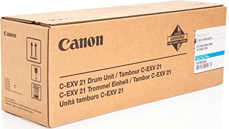 Canon C-EXV21 Trommel cyan (0457B002) -- via Amazon Partnerprogramm