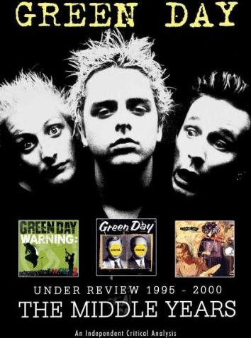 Green Day - The Middle Years -- via Amazon Partnerprogramm