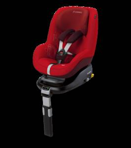 Maxi-Cosi Pearl Intense Red 2012
