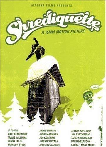 Snowboard: X-Treme Shrediquette -- via Amazon Partnerprogramm