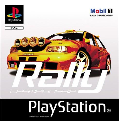 Rally Championship (PS1) -- via Amazon Partnerprogramm
