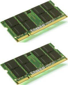 Kingston ValueRAM SO-DIMM Kit  4GB, DDR2-800, CL6 (KVR800D2S6K2/4G)