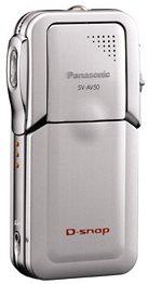 Panasonic D-Snap SV-AV50 srebrny