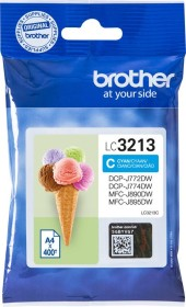 Brother ink LC3213C cyan