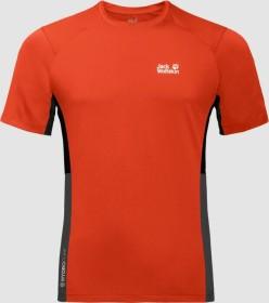Jack Wolfskin Narrows Shirt kurzarm wild brier (Herren) (1807351-3017)