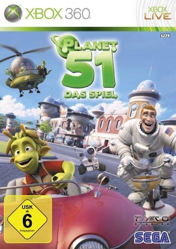 Planet 51 - The Game (deutsch) (Xbox 360) -- via Amazon Partnerprogramm
