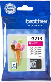 Brother Tinte LC3213M magenta