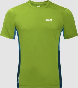 Jack Wolfskin Narrows Shirt kurzarm spring lime (Herren) (1807351-4073)