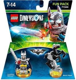 LEGO: Dimensions - Fun Pack: LEGO Batman - The Movie (PS3/PS4/Xbox One/Xbox 360/WiiU)