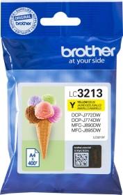 Brother Tinte LC3213Y gelb