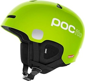 POC POCito Auric Cut SPIN Helm fluorescent lime green (Junior) (10498-8234)