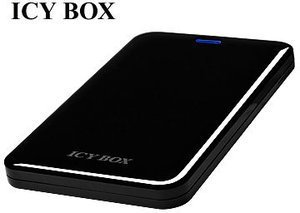 "RaidSonic Icy Box IB-223StU-B black, 2.5"", USB-A 2.0 (21223)"