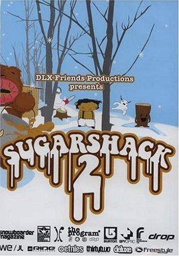 Snowboard: Sugarshack 2 -- via Amazon Partnerprogramm