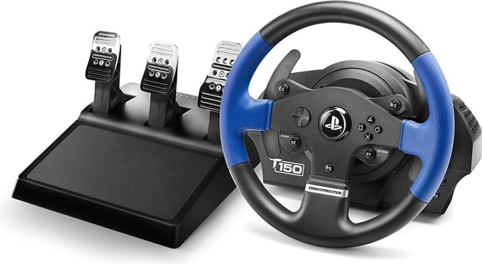 Thrustmaster T150 RS Pro (PS3/PS4/PC) (4160696) from £ 175 80