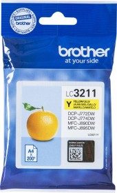 Brother ink LC3211Y yellow