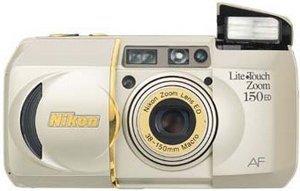 Nikon Lite-Touch Zoom 150ED QD