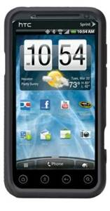 Case-Mate hybrid Tough case for HTC Evo 3D