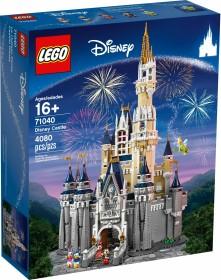 LEGO Exklusive Sets - Das Disney Schloss (71040)