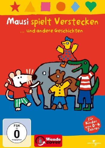 Mausi spielt verstecken -- via Amazon Partnerprogramm