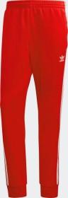 adidas Adicolor Classics Primeblue SST Hose lang scarlet/white (Herren) (GF0208)