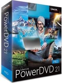 CyberLink PowerDVD 21.0 Pro (German) (PC)