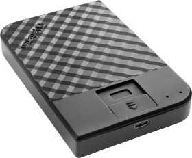 Verbatim Fingerprint Secure 1TB, USB-C 3.0 (53650)