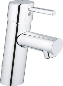 Grohe Concetto one-hand-bathroom sink tap S-Size with drain remote chrome (3220610E)