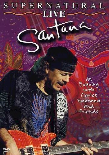 Santana - Supernatural Live -- via Amazon Partnerprogramm