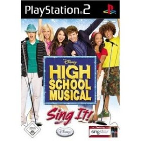 High School Musical - Sing it! - nur Software (PS2)