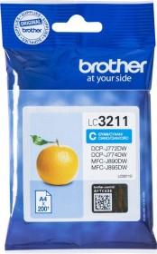 Brother Tinte LC3211C cyan