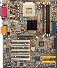 ABIT NV7-133R, nVidia 415D, UDMA 133 RAID, Dolby 5.1