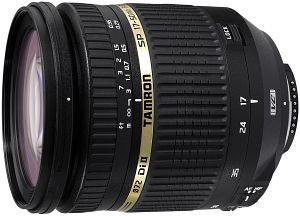 Tamron SP AF 17-50mm 2.8 XR Di II VC LD Asp IF for Canon EF black (B005E)