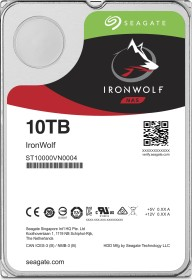 Seagate IronWolf NAS HDD 10TB, SATA 6Gb/s (ST10000VN0004)