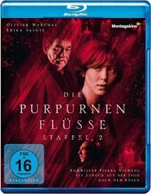 Die purpurnen Flüsse (Blu-ray)