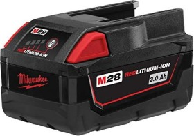 Milwaukee M28 BX Werkzeug-Akku 28V, 3.0Ah, Li-Ionen (4932352732)
