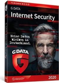 GData Software InternetSecurity 2020, 1 User, 1 Jahr (deutsch) (PC) (C2002BOX12001GE)