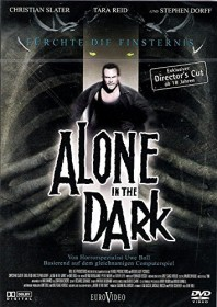 Alone in the Dark (Blu-ray)
