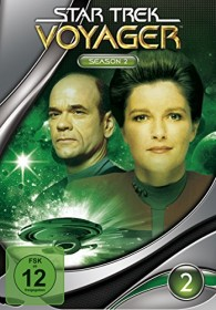 Star Trek - Voyager Season 2 (DVD)