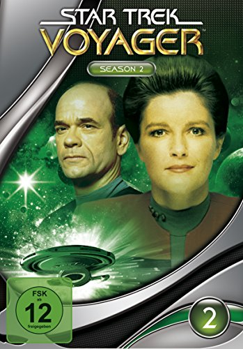 Star Trek - Voyager Season  2 -- via Amazon Partnerprogramm