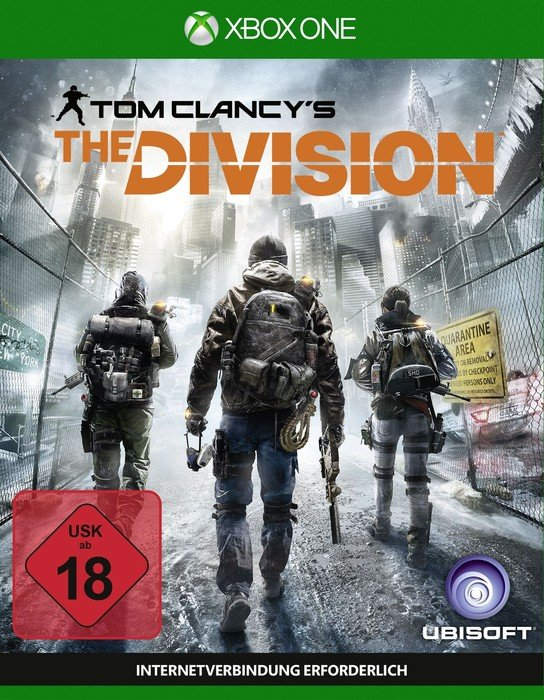 Tom Clancy's The Division (Download) (Xbox One)