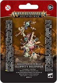 Games Workshop Warhammer Age of Sigmar - Maggotkin of Nurgle - Sloppity Bilepiper (99079915004)
