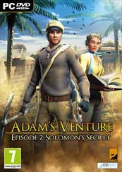 Adam's Venture - Episode 2: Solomon's Secret (English) (PC)