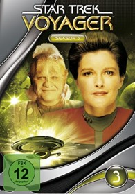 Star Trek - Voyager Season 3 (DVD)