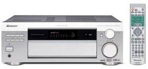 Pioneer VSX-D712-S, srebro