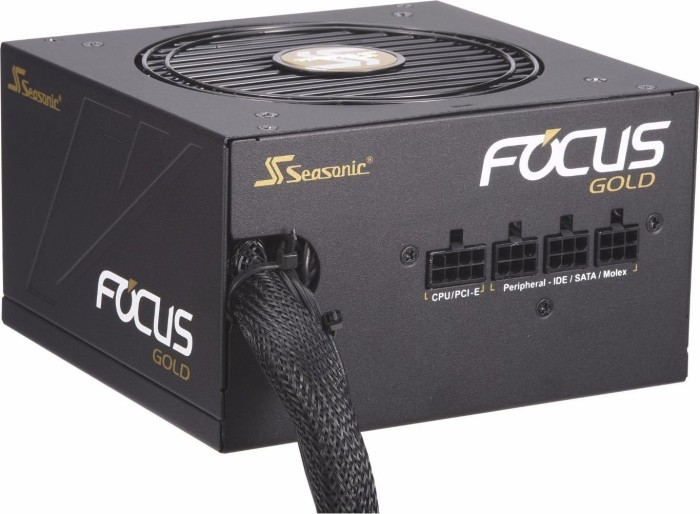 Seasonic Focus Gold 450W ATX 2.4 (SSR-450FM)