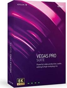 Magix Vegas Pro 18 Suite (deutsch) (PC)