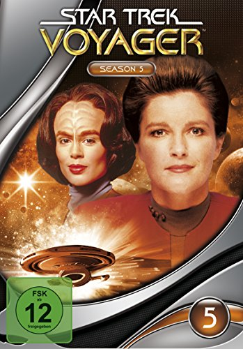 Star Trek - Voyager Season 5 -- via Amazon Partnerprogramm