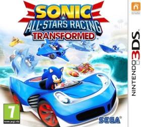 Sonic & Sega All-Stars Racing Transformed (3DS)