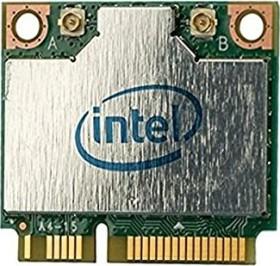 Intel DualBand Wireless-AC 7260, 2.4GHz/5GHz WLAN, Bluetooth 4.0, PCIe Mini Card (7260.HMWWB.R)
