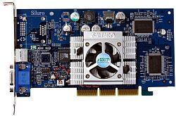 ABIT Siluro GF4-T440, GeForce4 MX440, 64MB DDR, TV-out, AGP